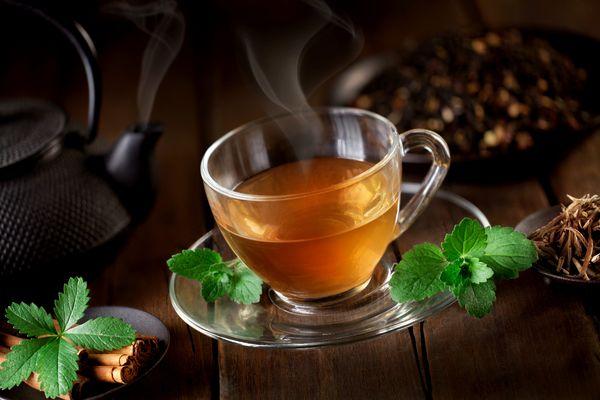 Тминный чай