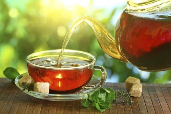 Как заварить клеверный чай