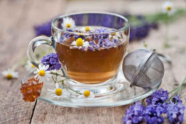 Как заварить чай от кашля