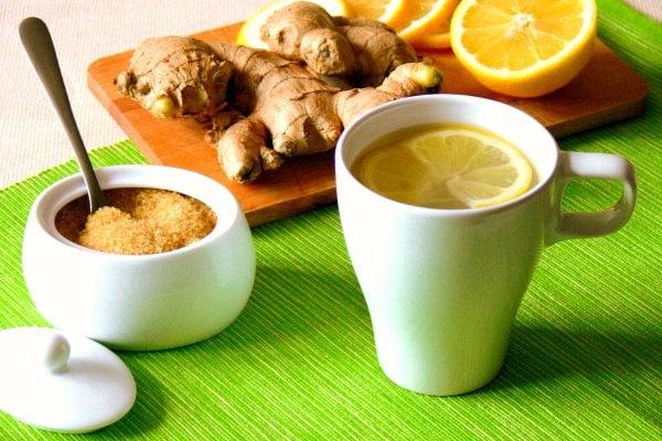 Рецепт с лимонной цедрой