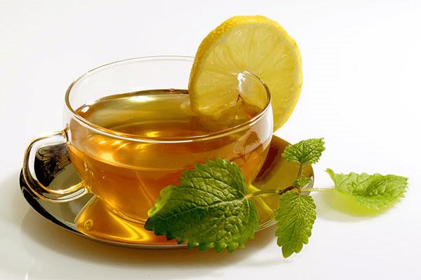 Рецепт с лимонными дольками