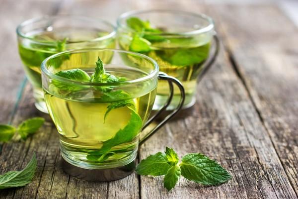 Чай с мятой для мужчин