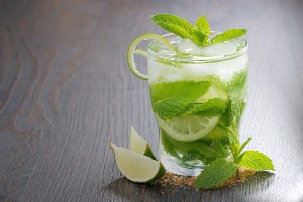 Освежающий зеленый чай