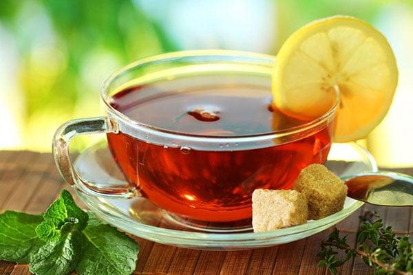 Приготовление чай Тесс