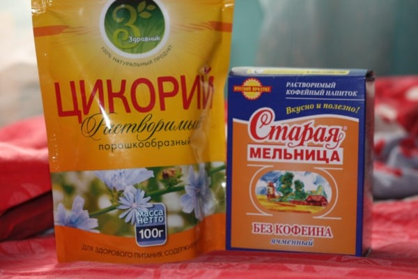 Польза цикория Кофе из цикория