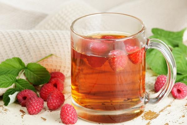 Противопоказания по приему чая с малиной