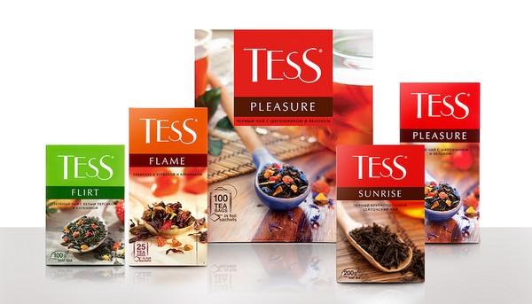 Особенности чая Тесс
