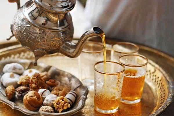 Как приготовить витаминный марокканский напиток