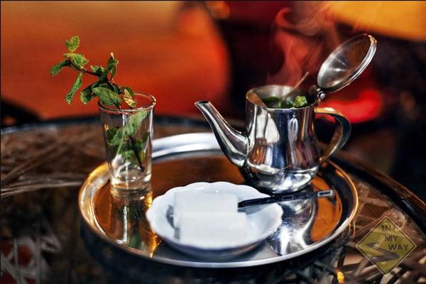Рецепт марокканского напитка