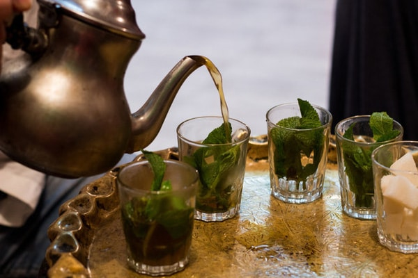 Рецепт марокканского настоя