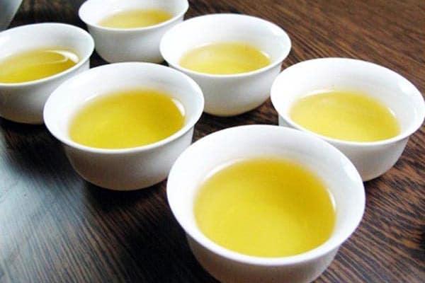 Рецепт зеленого оолонга для похудения