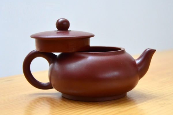 Глиняный чайник для заваривания