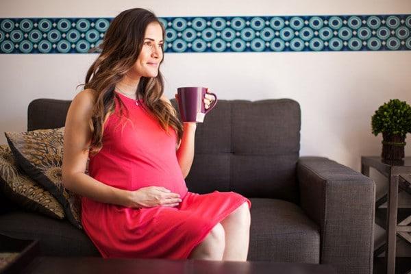 Можно пить беременным чай