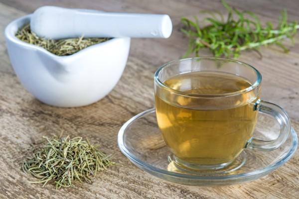 Чай с розмарином полезные свойства и противопоказания