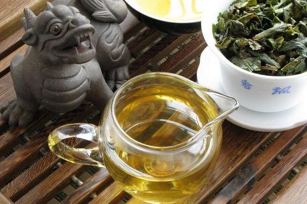 Зеленый чай оолонг