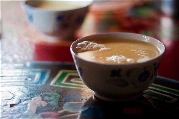 Настоящий восточный чай