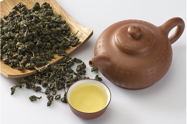 Производство чая зеленый оолонг