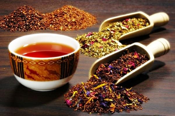 Разновидности чая ройбуш