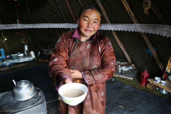Монгольский отвар