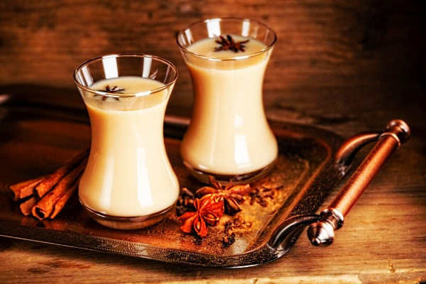 Состав молочного напитка