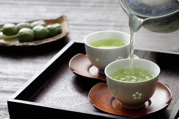 Освежающий чай