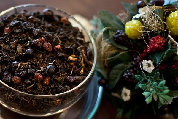 Рецепт чая с шиповником
