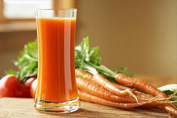 Чай морковный