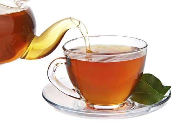 Эффект от чая