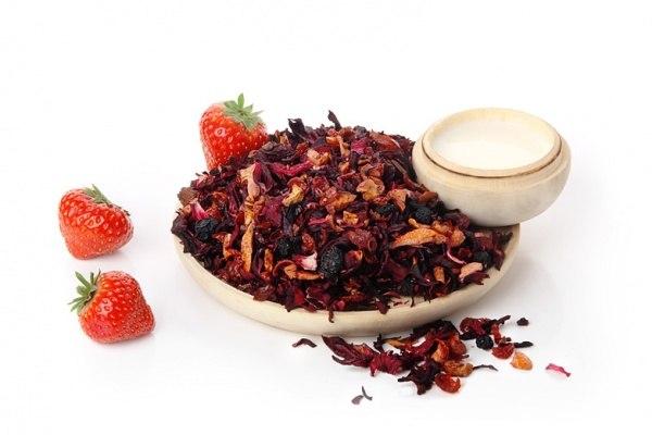 Состав чая наглый фрукт