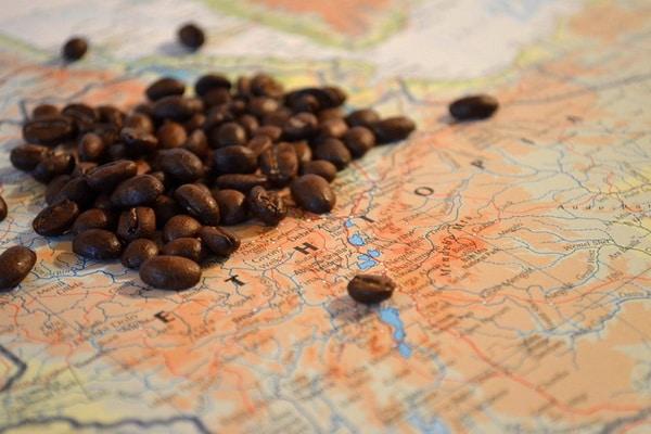 Эфиопия родина кофейных зерен