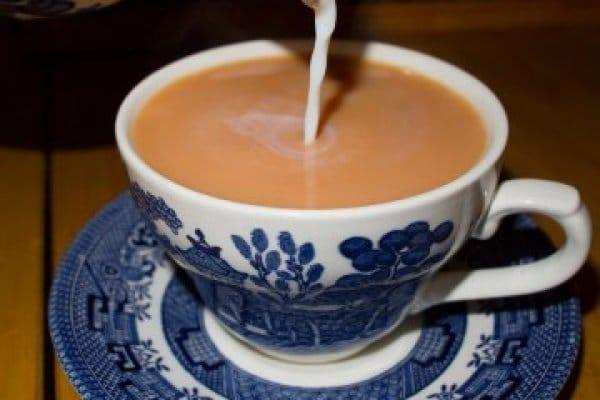 Соленый чай рецепт