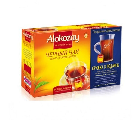 Ассортимент Alokozay