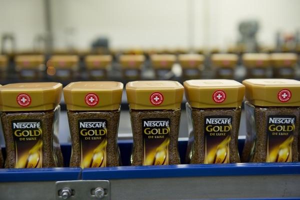 как появился Nescafe