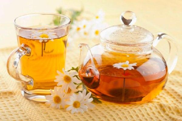 Свойства успокаивающих чаев