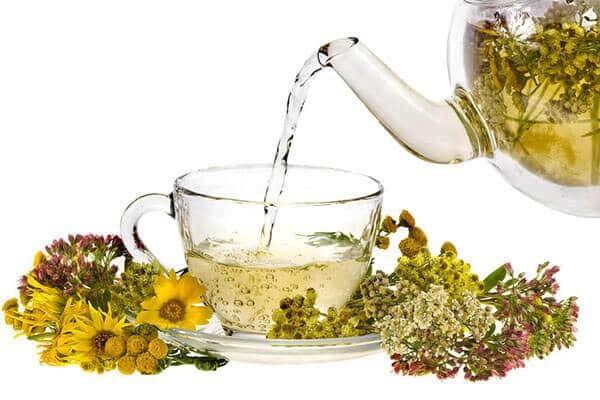 Успокоительный чай для беременных